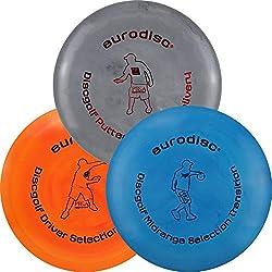 Eurodisc Disc Golf Frisbee Einsteiger