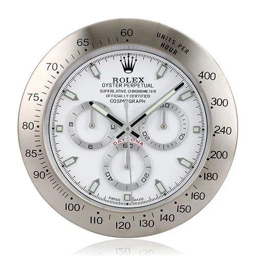 HAOYUN Rolex Daytona soggiorno orologio da parete camera