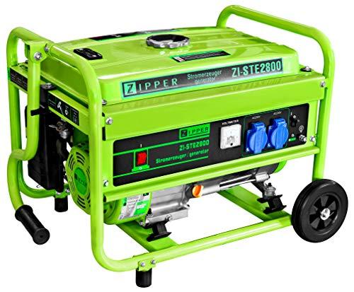 Generador de Corriente Zipper