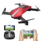 EACHINE E52 Dron Camara con 0.3MP HD Cámara Dron Plegable...