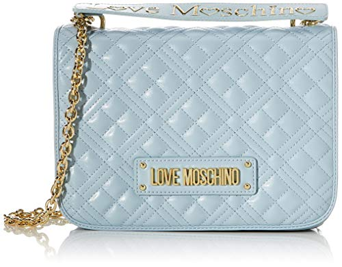 Love Moschino Cross-Body Bag, Blue (Nuvola)