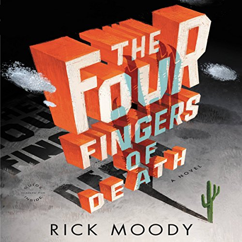 The Four Fingers of Death cover art