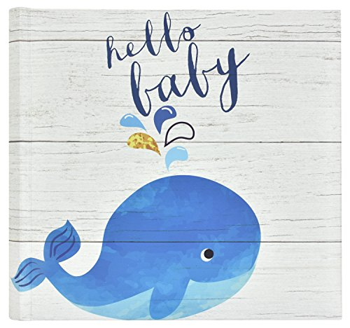 MCS Baby Blue Whale Photo Album, 8.5 x 8.5