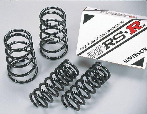 RS-R ( アールエスアール ) ダウンサス【 DOWN 】スズキ アルト アルトターボ RS 2WD S022D