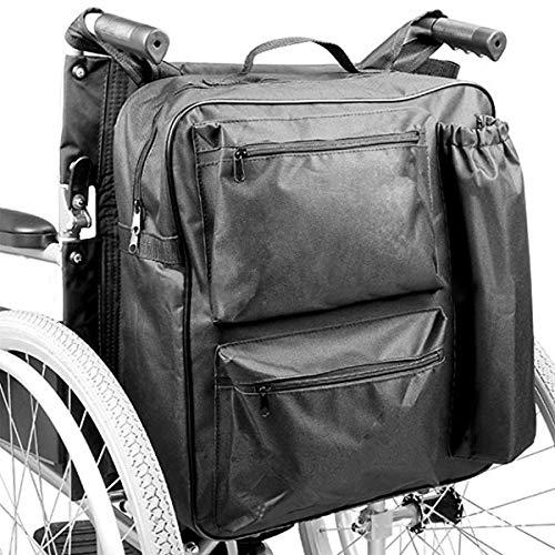Multifunktions-Rollstuhl-Bag, Rollstuhl-Rucksack-Beutel/Mobilitäts-Roller Universal-Rucksack/Gepolsterte Rückseite Multi - Taschen-Qualitäts-Wasserdichte Lagerung