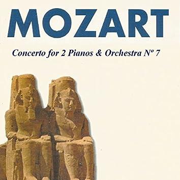 Mozart - Concerto for 2 Pianos & Orchestra Nº 7