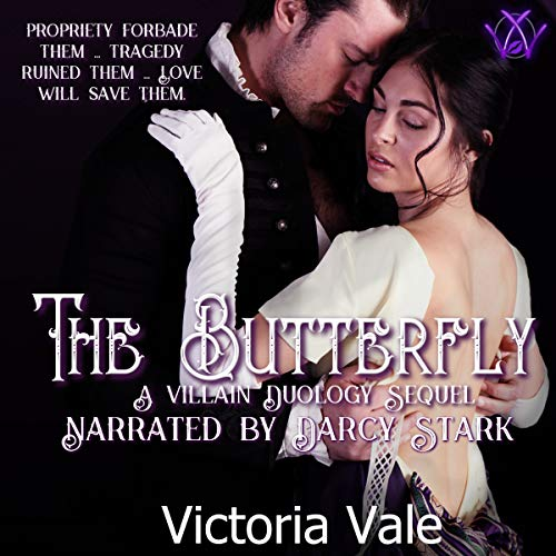 The Butterfly: A Villain Duology Sequel Titelbild