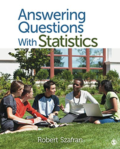 Answering Questions With Statistics