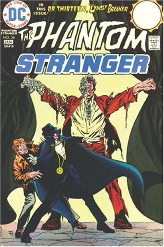 Showcase Presents: Phantom Stranger VOL 02