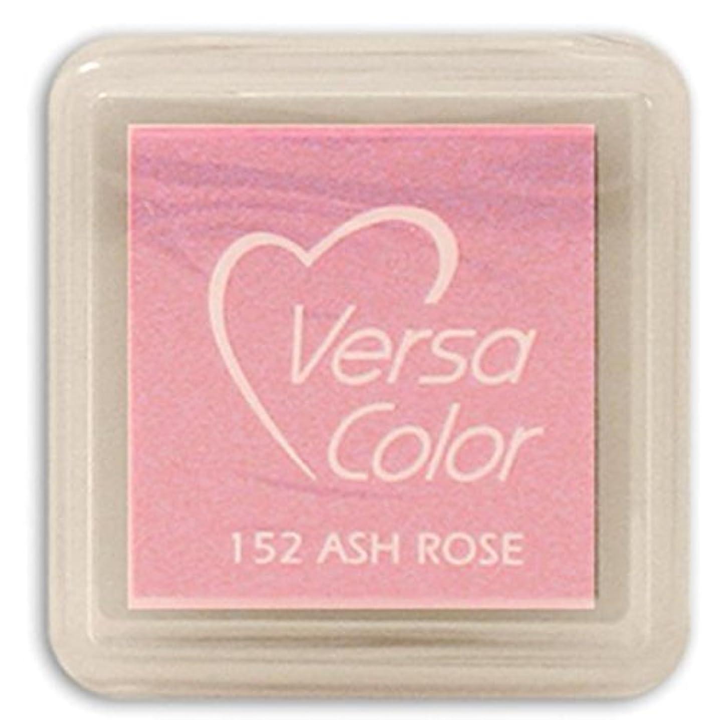 Tsukineko Small-Size VersaColor Ultimate Pigment Inkpad, Ash Rose