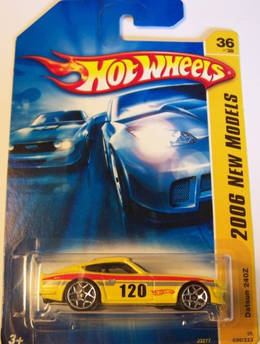 datsun 240 hot wheels - 7