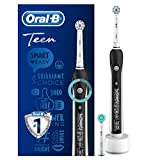 Oral-B SmartSeries Teen Boys Sensi Ultrathin - Cepillo eléctrico recargable con...