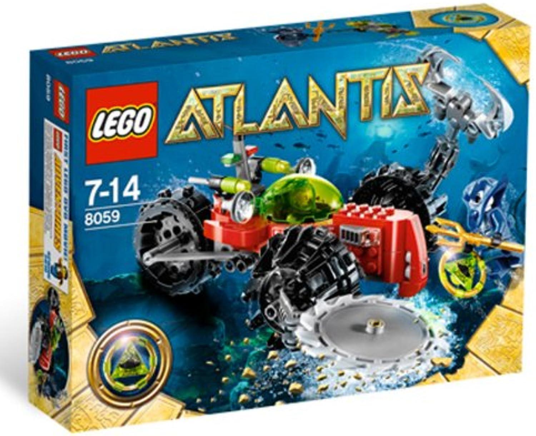 LEGO Atlantis Meeresboden Scavenger (8059)