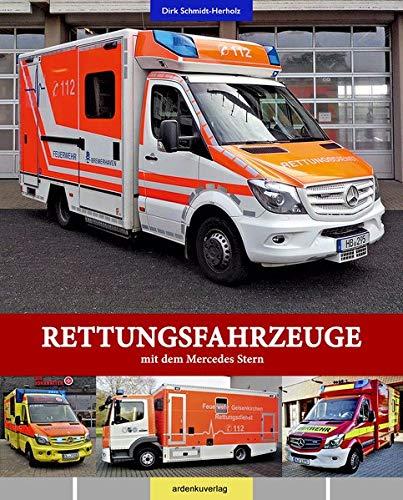 Rettungsfahrzeuge mit dem Mercedes Stern