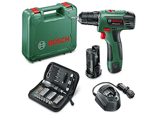 Bosch 210,8V taladro pilas PSR LI-2+ Kit, verde