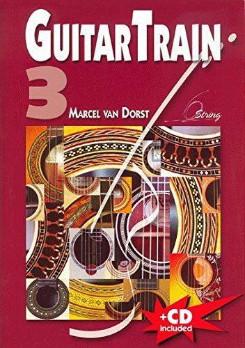 Guitar Train Vol. 3 - Gitarre - Buch + CD