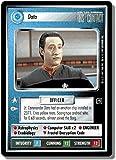 Decipher Star Trek CCG 1E FC First Contact Data 97R