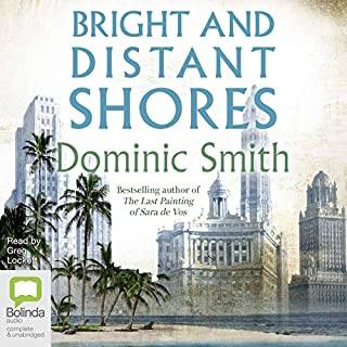 Bright and Distant Shores audiobook cover art