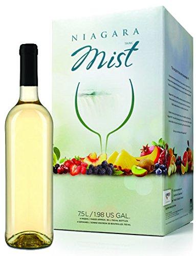 NIAGARA MIST Wine Kit – Peach – Makes wine in 4 weeks