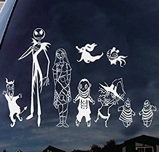 Best my family is a nightmare car sticker Reviews