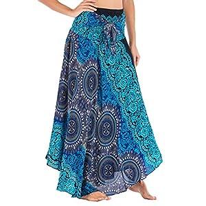 FAMILIZO Faldas Largas Y Elegantes Faldas Cortas Mujer Verano Faldas Mujer Invierno Primavera Vestidos Mujer Hippie… | DeHippies.com
