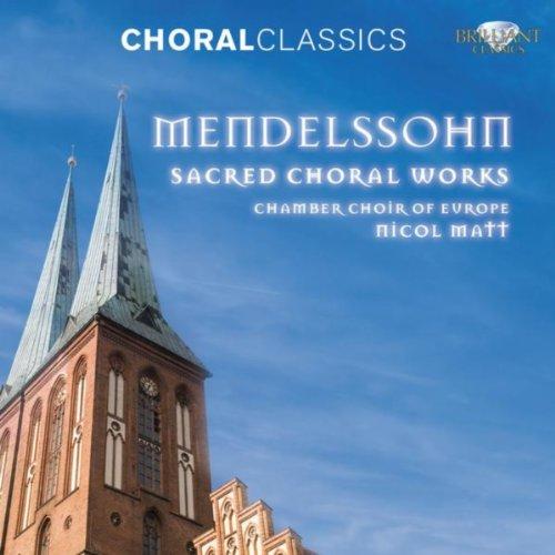 """Hymn, 3 Sacred Songs and Fugue, Op. 96: Chorale """"Deines Kind's Gebet erhöre"""""""