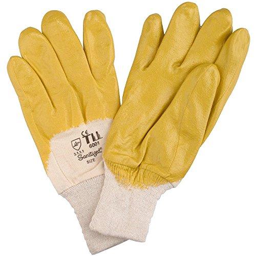 Connex COX938287 Handschuhe Montage gelb, Gr. 7