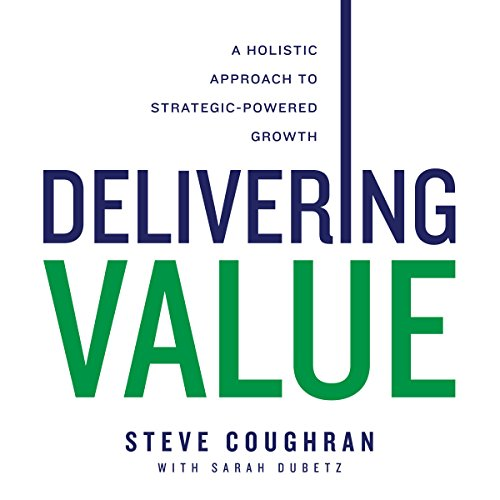 Delivering Value audiobook cover art
