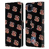 Head Case Designs sous Licence Officielle NFL Modèles Cincinnati Bengals Artwork Coque en Cuir à...