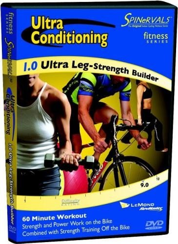Spinervals Ultra Conditioning 1.0: Ultra Leg-Strength Builder by Spinervals