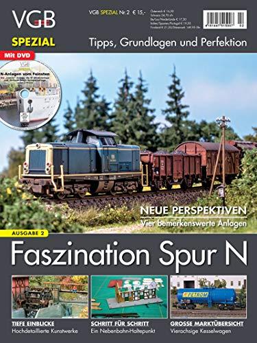 Faszination Spur N - Ausgabe 2 - Tipps, Grundlagen und Perfektion - VGB Spezial 2