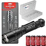 SureFire E2D Defender Ultra E2DLU-A Dual-Output 1000 Lumens Tactical LED...