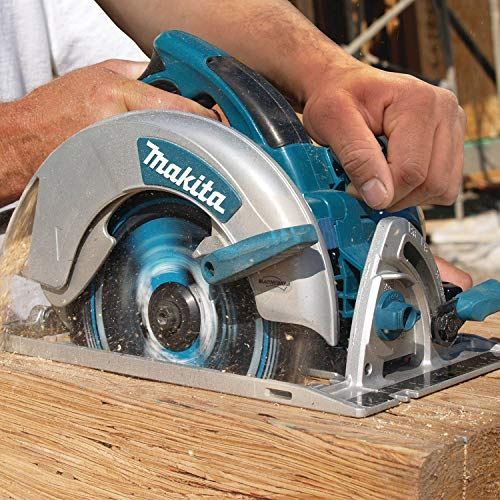 Circular Saw in Use