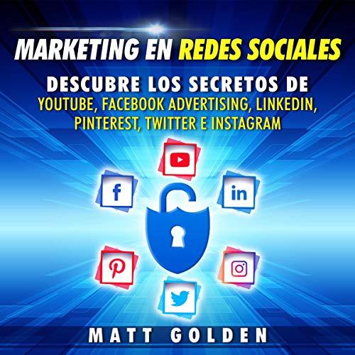 Marketing en redes sociales [Social Media Marketing] cover art