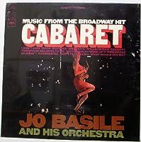 music from cabaret LP