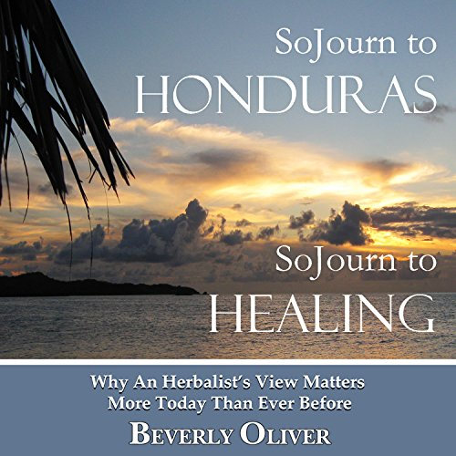 Sojourn to Honduras Sojourn to Healing audiobook cover art