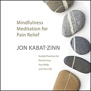 Mindfulness Meditation for Pain Relief audiobook cover art