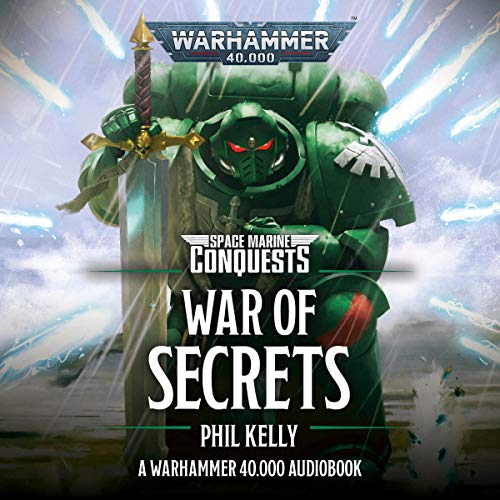 War of Secrets Titelbild
