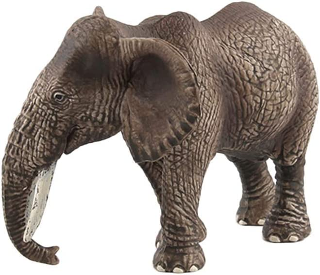 DAGCOT Elephant Sculpture Home Statue Garden Decoration Outdoor Boston Mall Store