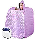 KKTECT Portable Sauna Tent for...
