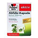 SPEED DOPPELHERZ ACTIV Abführ-Kapsele RIZINOL 1000MG 30 Kapseln,3er Pack(3x30Kapseln)