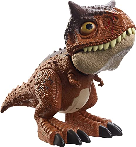 Jurassic World Dinosaurio Bebé Carnotarus