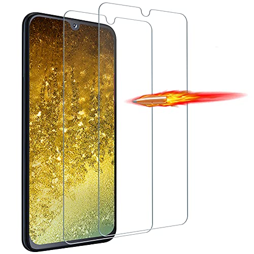 Zinking Panzerglas für Samsung Galaxy A40, 9H Härte, HD Displayschutzfolie, Anti-Kratzer, Blasenfrei Schutzfolie, Panzerglasfolie für Samsung Galaxy A40 [2 Stück]