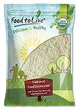 Organic Basmati White Rice, 8 Pounds — Non-GMO, Raw, Non-Irradiated, Kosher, Vegan, Bulk