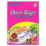 ECOOPTS Lot de 15 sacs de cuisso...