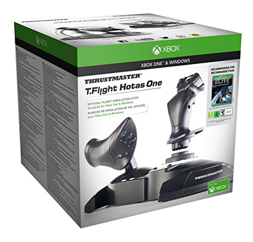Thrustmaster T.Flight Hotas One - Joystick para Xbox One y Windows - Mando de potencia desmontable...