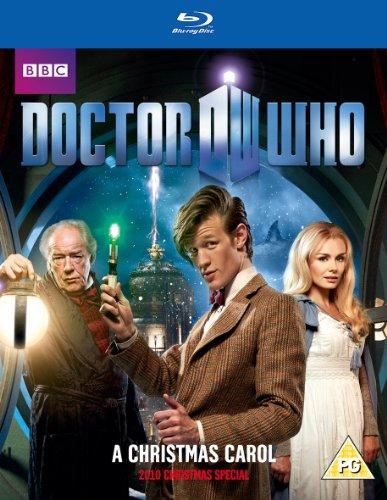 Doctor Who Christmas Special 2010 - A Christmas Carol [Blu-ray]