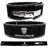 Lever Belt - Weightlifting Belt - Urban Lifters (M)