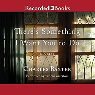 There's Something I Want You to Do audiobook cover art