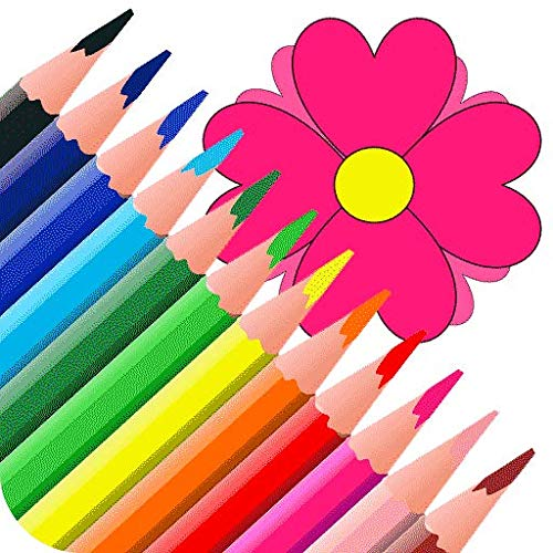 Livro de colorir para crianças - Livro coloração para Adultos - Colorir e Aprender - Jogos de Colorir: Coloração, Pintura, art coloring - coloring app - Filhos livro de colorir, app for kids